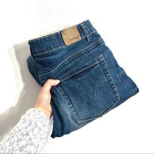 Flypaper Skinny Blue Jeans Size 33